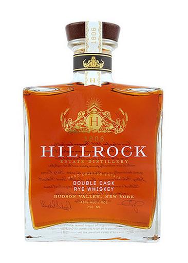 Hillrock Double Cask Rye