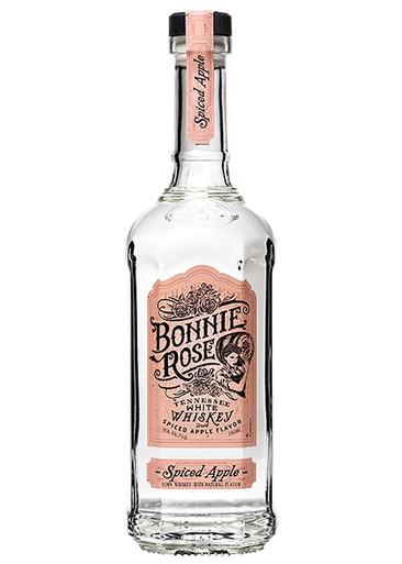 Bonnie Rose Spiced Apple White Whiskey