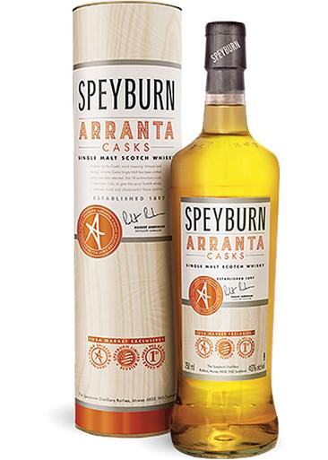 Speyburn Arranta Casks