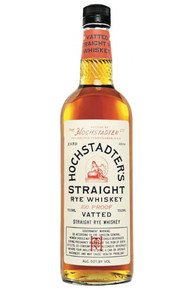 Hochstader's Vatted Straight Rye Whiskey