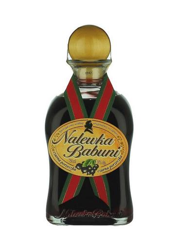 Nalewka Babuni Black Currant