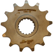 DIRT TRICKS IRONMAN FRONT SPROCKET HONDA CRF R/X 450  \ (2002-2014) CR 250 \ CR 500 (1998-2008) \  TR 450 Quads