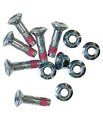 METRIC 10.9 CARBON STEEL REAR SPROCKET BOLT SET