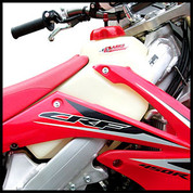 CRF450R (2009-2012) CRF250R (2010-2012) FUEL INJECTED 2.3 GAL (11600)