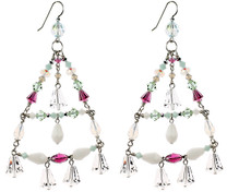 CHANDELIER EARRINGS - GUANAHANI
