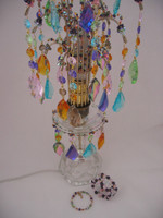 fountain candelabra - with bracelet