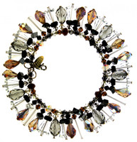 Mink Collection Martini Bracelet