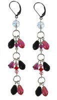 SHOULDER DUSTER DROP EARRINGS -AMORE´