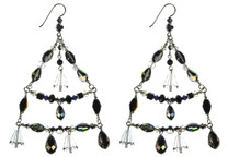CHANDELIER EARRINGS - COSMIC DREAM