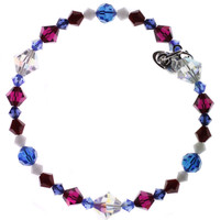 Team USA American Colors Themed Bracelet