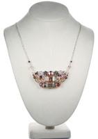 Crystal Necklace by Karen Curtis