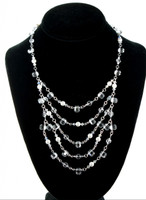 BRIDAL LAYER NECKLACE