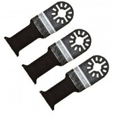 (3 Pack) Imperial Blades - 3MM100 - 1-1/4-Inch Universal Fine Wood Saw Blade
