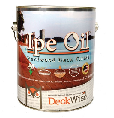 Ipe Oil - Newer Can Cover Design