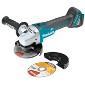 "Makita XAG03Z 18V LXT Li‑Ion Brushless Cordless 4‑1/2"" Cut‑Off/Angle Grinder Tool Only"