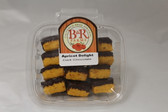 Dark Chocolate Apricot Walnut Delites