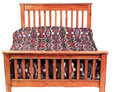 Pilgrim Slat Bed