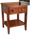 Pioneer Drawer Side Table