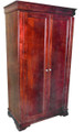 Chateau Champlain Long Door Armoire