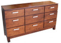Brockton 9-Drawer Dresser
