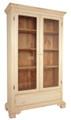 Farmhouse Curio Cabinet