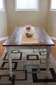 "Display Model - Harvest Collection Dining Table  36 x 72 x 30""h"