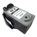 Remanufactured Ink Cartridge for Canon PG-40.