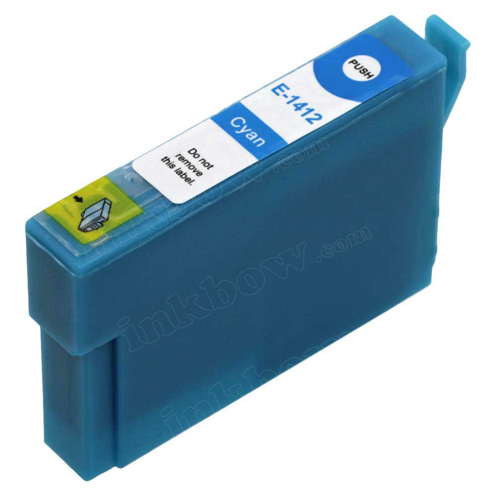 Epson T1412 Cyan Ink Cartridge