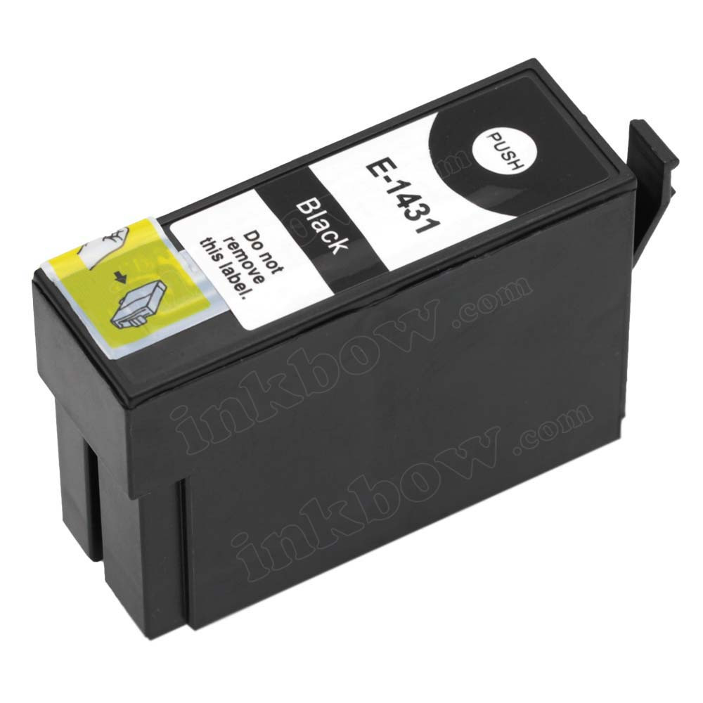 Epson T1431 Black Ink Cartridge