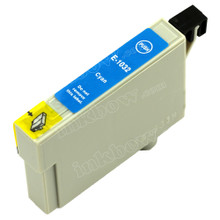 Compatible Epson 103 Cyan Ink Cartridge (T1032)