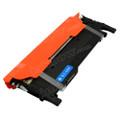 Compatible Samsung C406 Cyan Laser Toner Cartridge CLT-C406S