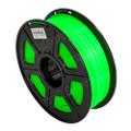 1.75mm Green Flexible PLA Filament for 3D Printers