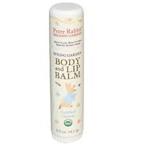 Peter Rabbit Organic Baby Spring Garden Body and Lip Balm Stick
