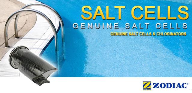Swimming Pool Genuine Salt Water Chlorinators and Cells