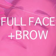 N°22 [Threading] Full Face + Brow
