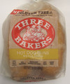 Three Bakers Whole Grain Hot Dog Roll