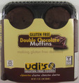 Udi's Double Chocolate Muffins