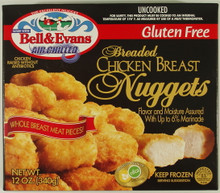Bell & Evans Breaded Chicken Nuggets