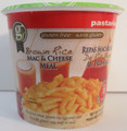 Pastariso Instant Brown Rice Macaroni & Cheese Cup