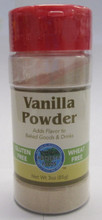 Authentic Foods Vanilla Powder, gluten free vanilla powder
