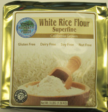 Authentic Foods White Rice Flour