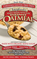 Glutenfreeda Maple Raisin Flax Oatmeal