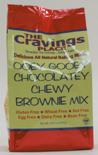 Cravings Place Ooey Gooey Chocolatey Chewy Brownie Mix