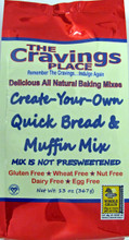 Cravings Place Quick Bread Muffin Mix