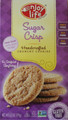 Enjoy Life Gluten Free Crunchy Sugar Crisp Cookie