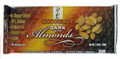 Yamate Chocolatier Almond Dark Bar