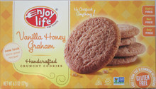 Enjoy Life Gluten Free Crunchy Vanilla Honey Graham Cookie