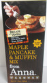 Breads From Anna  Gluten Free Maple Pancake Muffin Mix
