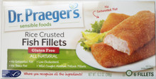 Dr. Praeger's Fish Fillets