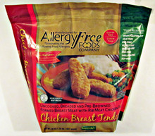 Allergy Free Chicken Breast Tenders